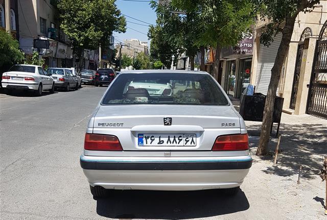 پژو، پارس