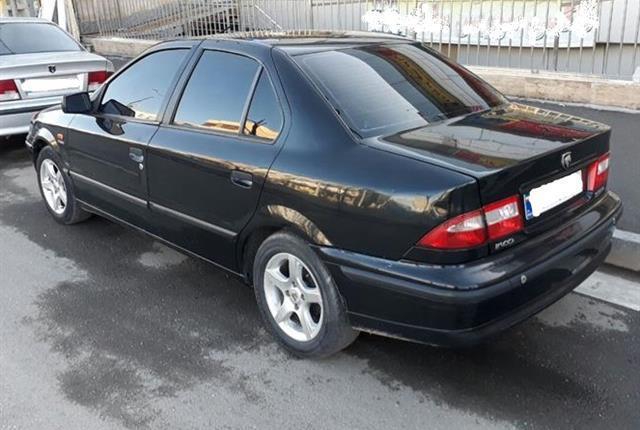 ایران خودرو، سمند LX