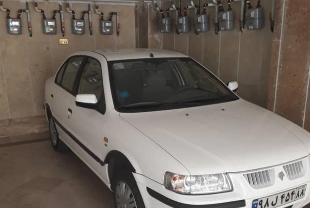ایران خودرو، سمند SE