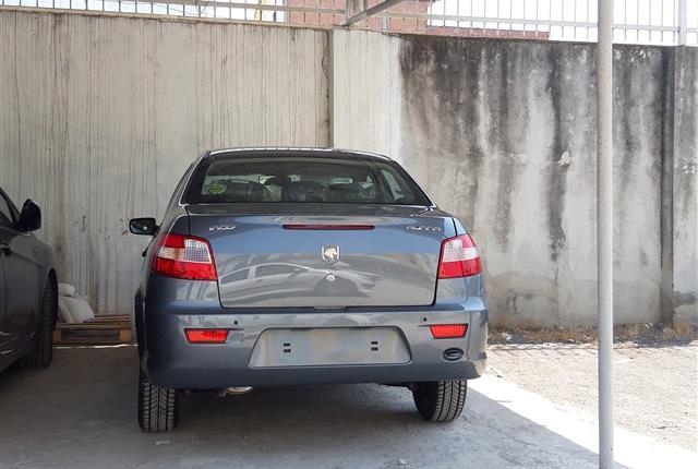 ایران خودرو، رانا LX