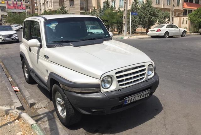 سانگ یانگ، کوراندو 3200