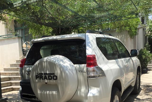 تویوتا، پرادو دو در  4 سیلندر