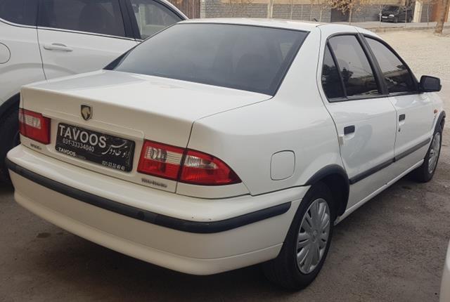 ایران خودرو، سمند LX EF7