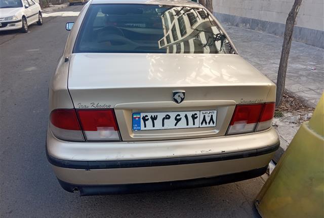 ایران خودرو، سمند X7