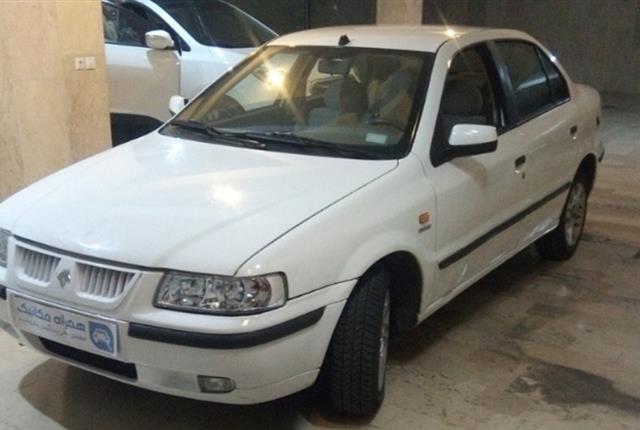 ایران خودرو، سمند LX EF7 دوگانه سوز